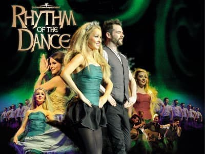 "Шоу ""The Rhythm of the Dance"""