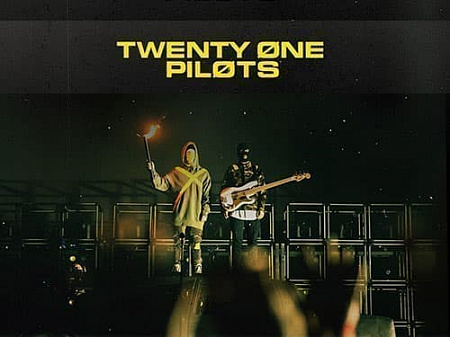 Концерт Twenty One Pilots